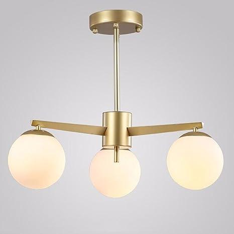 cjshv lámpara estilo nórdico lámpara Personalità creativa ...