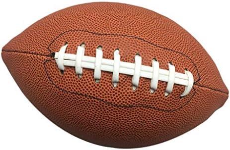 Homyl 1 Unid de Pelota Bola de Espuma de Rugby Americano Futbol de ...