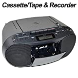 Sony CD Player Portable Boombox with AM/FM Radio