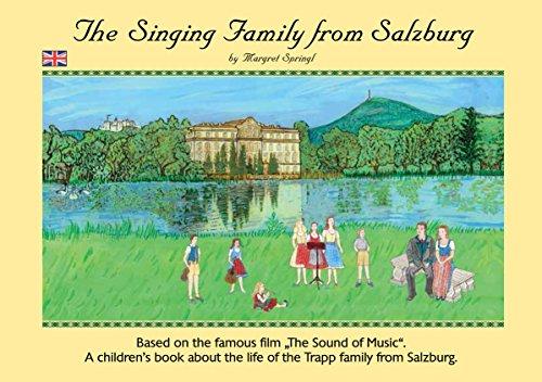 The Singing Family from Salzburg (Von Trapp Family Sound Of Music Children)