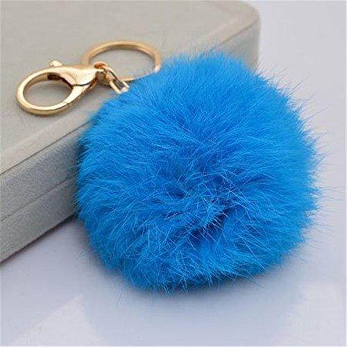 FuzzyGreen Popular Keychain Pendant Keyring product image