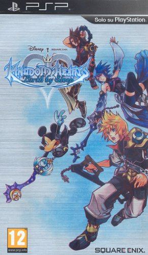 3 opinioni per Kingdom Hearts Birth by Sleep