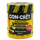 Cheap Con-Cret Concentrated Creatine Powder, Lemon Lime, 48 Servings, From ProMera Health