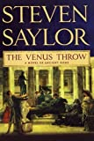 img - for The Venus Throw: A Mystery of Ancient Rome (Novels of Ancient Rome) book / textbook / text book