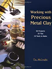 Working with Precious Metal Clay is the first American book for artists and hobbyists who want to know more about this exciting new art material. Techniques are taught through 50 projects of increasing complexity, projects that range from ear...