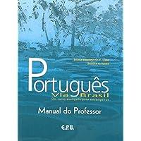 Português via Brasil: Lehrerhandbuch