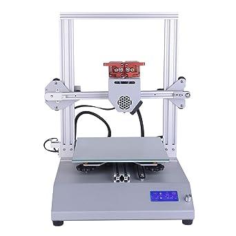 Impresora 3D JH-20 Kits de bricolaje Estabilidad de doble tornillo ...