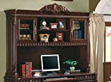 800801H Union Hill Computer Hutch In Rich Brown by Coaster
