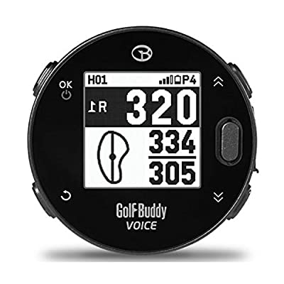 GolfBuddy Voice X Handheld Golf GPS by Unknown