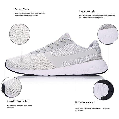 Shoes Men Sports 3h NING Breathable Walking Men Comfort Shoes Sports Heather Fashion LI Life Sneakers nZI5qP