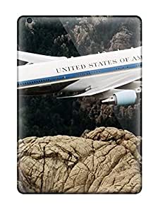 New Style JessicaBMcrae Hard Case Cover For Ipad Air- Aircraft2