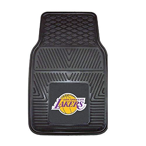 Lakers Auto - FANMATS NBA Los Angeles Lakers Vinyl Heavy Duty Car Mat