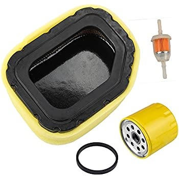 amazon.com : hilom 32 083 03-s 32 883 03-s1 air filter ... cub cadet fuel system diagram