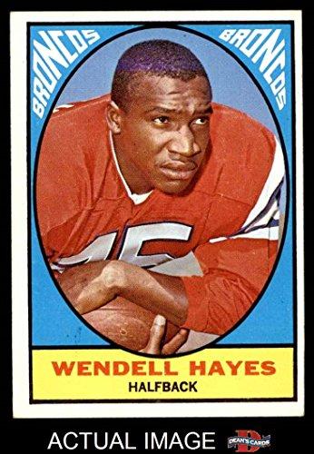 1967-topps-36-wendell-hayes-denver-broncos-football-card-deans-cards-6-ex-mt-broncos