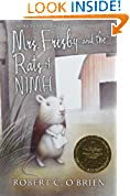 #9: Mrs. Frisby and the Rats of NIMH