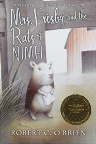 Mrs frisby and the rats of nimh robert c obrien zena bernstein mrs frisby and the rats of nimh robert c obrien zena bernstein 9780689710681 amazon books fandeluxe Gallery