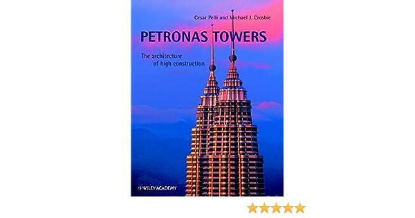 petronas towers construction