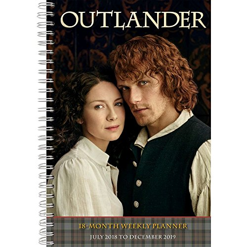 Outlander 2019 18-Month Weekly Planner, 6 x 9, (CW-0493)