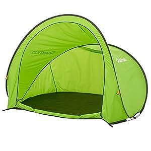 Amazon Com Quechua Waterproof Pop Up Tent 2 Seconds Xl 0