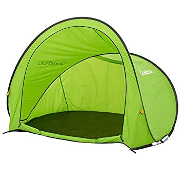 Quechua Waterproof Pop Up Tent 2 Seconds XL 0 Beach Shelter  sc 1 st  Amazon.com & Amazon.com: Quechua Waterproof Pop Up Tent 2 Seconds XL 0 Beach ...