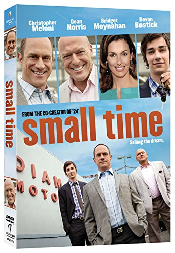 Small Time Christopher Meloni Dean Norris Devon Bostick Bridget Moynahan