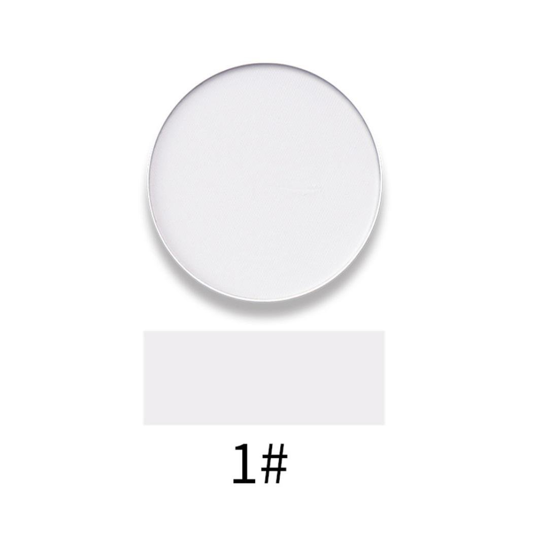 Fashion Matte Eyeshadow Palette Mingfa Long Lasting Single Warm Color Natural Nudes Eye Shadow Powder Makeup Eye (C) Mingfa.y