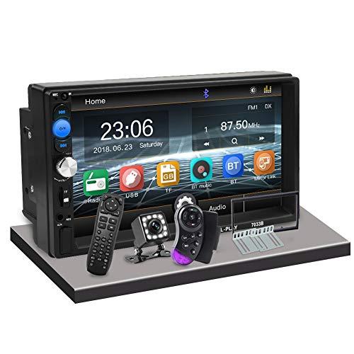 - CarThree Bluetooth Car Stereo 7