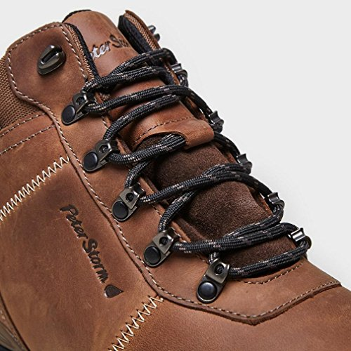 Peter Storm Botas Para Caminar Hombre Snowdon Walking Boot Brown, Marrã³n, 42