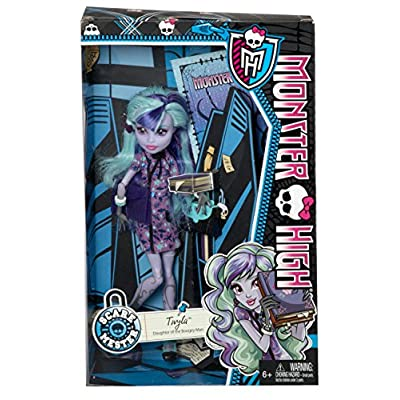 Monster High New Scaremester Twyla Doll: Toys & Games