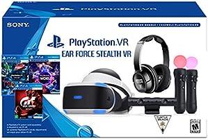 KIT Playstation VR de Lançamento!
