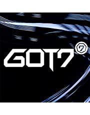 JYP GOT7 - Spinning Top [Random Ver.] 1CD+84p Photobook+2Photocards+Pre-Order Benefit+Folded Poster+Double Side Extra Photocards Set