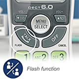 VTech CS6114 DECT 6.0 Cordless Phone with Caller