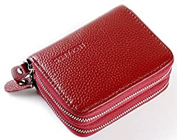 Leopardd Genuine Leather Wallet for Women,Latest Travel Wallets/Holder/Case for Ladies