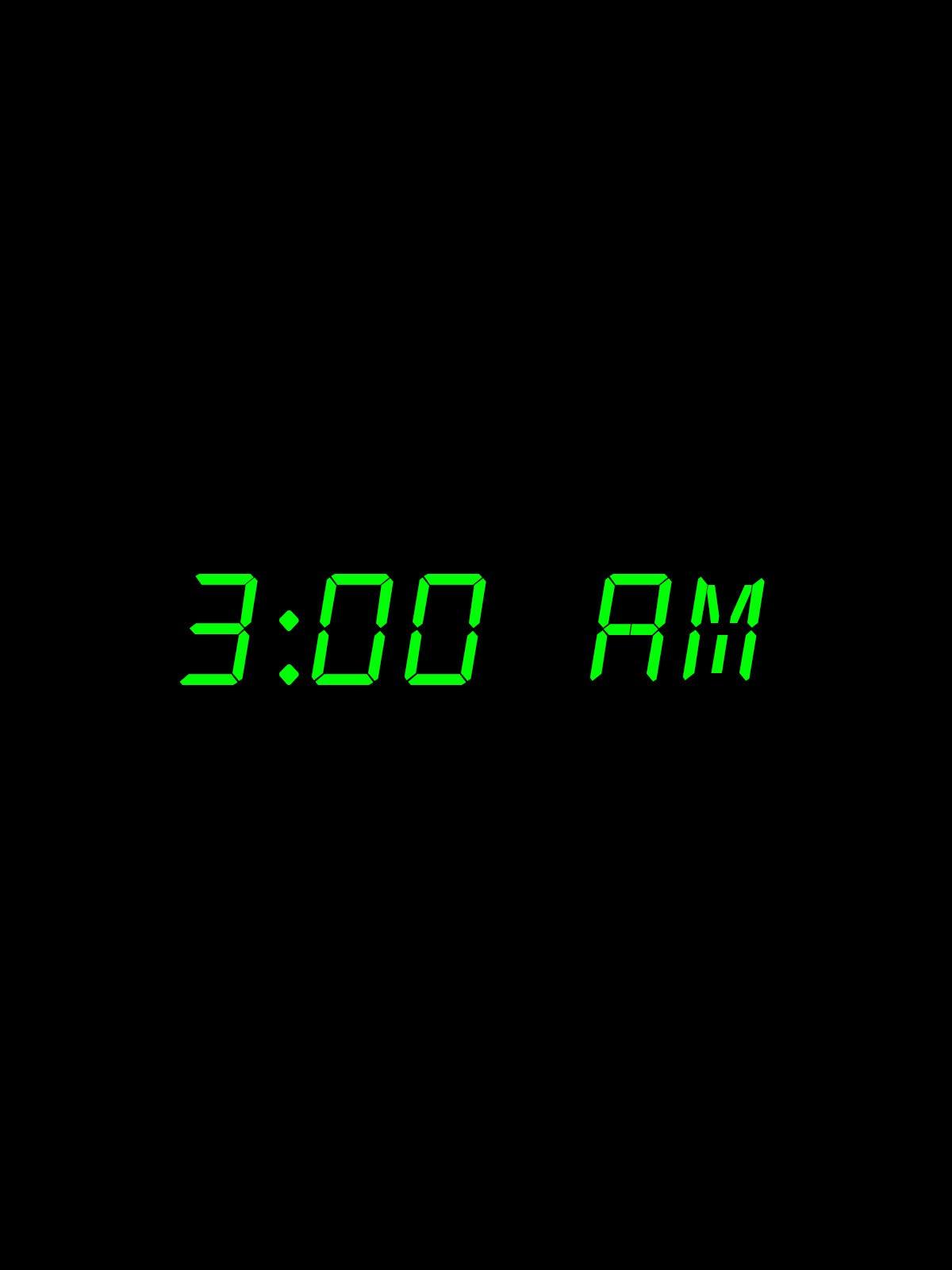 3:00 am on Amazon Prime Video UK