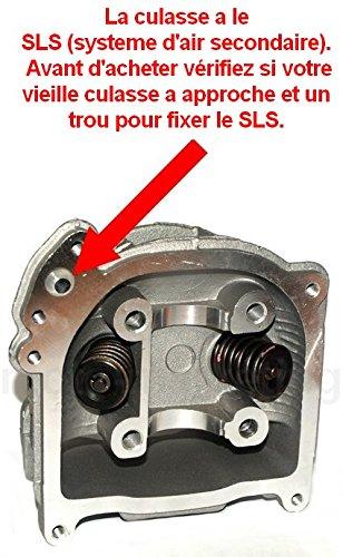 G/én/érique CC Cylindre Haut Moteur Piston Culasse SLS KIT pour KYMCO Agility City MMC 4T