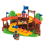 Fisher-Price Little People Mike The Knight Klip Klop Arena Playset