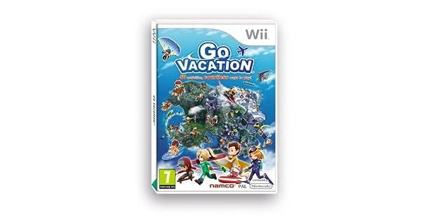 Go Vacation (Wii) by Nintendo: Amazon.es: Videojuegos