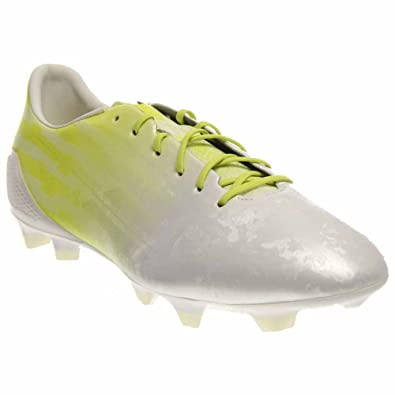 super popular 87f9b 98afa adidas Mens F50 Adizero Fg Firm Ground Hunt Soccer Shoe (7) Green