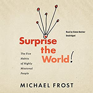 Surprise the World Audiobook