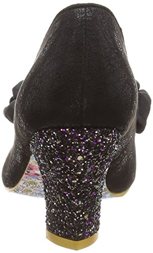 Scarpe Donna Ae Glitter con Nero Choice Irregular Black Joe da Tacco Ban CRZt6q