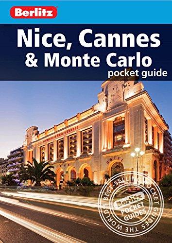 Berlitz Pocket Guide Nice, Cannes & Monte Carlo (Travel Guide eBook) (Berlitz Pocket Guides)