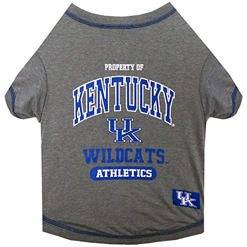 NCAA Kentucky Wildcats Dog T-Shirt, - Pack Wildcats Ncaa