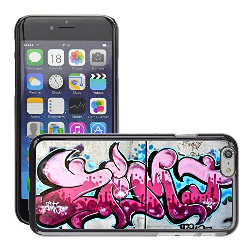 "Premio Sottile Slim Cassa Custodia Case Cover Shell // V00002335 graffiti rose // Apple iPhone 6 6S 6G PLUS 5.5"""