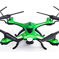 optimal5 JJRC H31 RC Drone Waterproof Quadrocopter with 2.0MP HD Camera (Green)