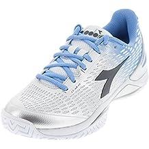 Diadora Speed Blushield 2 AG Silver/Iris Women's Shoe