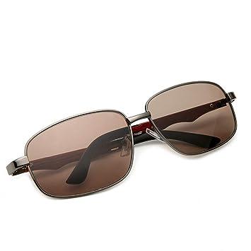 Nuevo UV400 Marrón Gafas de Cristal Color del té Gafas de ...