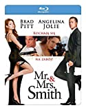Mr. & Mrs. Smith [Region Free] (English audio)