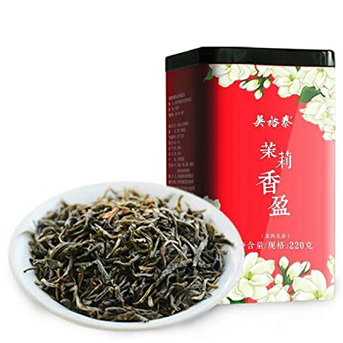 Chinese famous brand wu yutai flower tea!500 g中国著名品牌吴裕泰花茶!500g