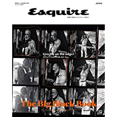 Esquire JAPAN 最新号 サムネイル