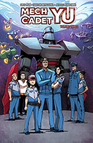 Mech Cadet Yu Vol. 3 (English Edition)